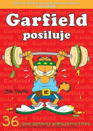 Garfield posiluje (č. 36) - Jim Davis