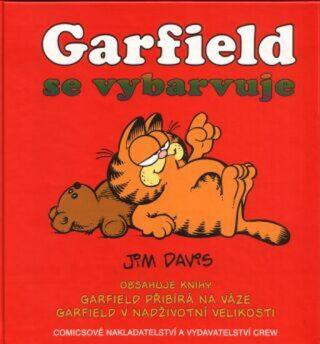 Garfield se vybarvuje (č.1+2) - Jim Davis