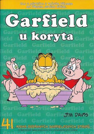 Garfield U koryta - Jim Davis
