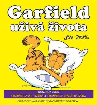 Garfield užívá života - Jim Davis