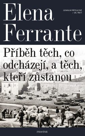 Geniální přítelkyně: Příběh těch, co odcházejí, a těch, kteří zůstanou - Elena Ferrante - e-kniha