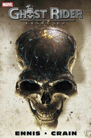 Ghost Rider: Cesta slz - Garth Ennis, Crain Clayton