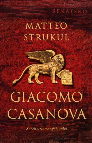 Giacomo Casanova - Matteo Strukul - e-kniha