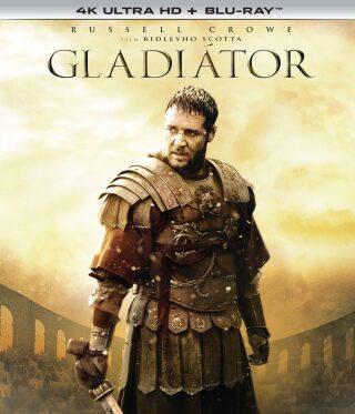 Gladiátor 2BD (UHD+BD) - BLU-RAY