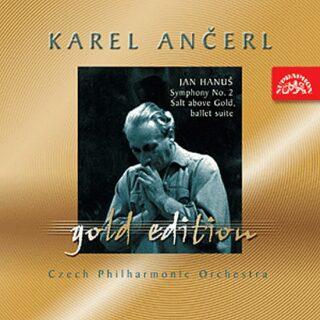Gold Edition 41 Hanuš: Sůl nad zlato, Symfonie č. 2 - CD - Hanuš Jan