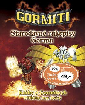 Starodávné rukopisy Gormu -