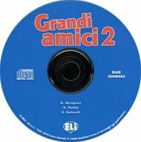 Grandi amici - 2 Audio CD - Günter Gerngross
