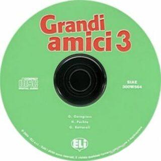 Grandi amici - 3 Audio CD - Günter Gerngross