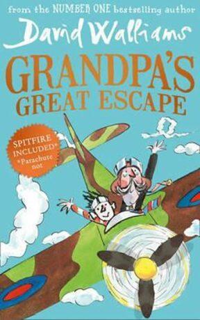 Grandpa´s Great Escape - David Walliams