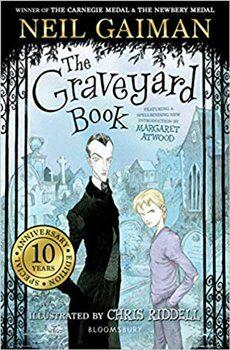 Graveyard Book : Tenth Anniversary Edition - Neil Gaiman, Chris Riddell