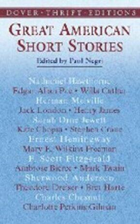 Great American Short Stories - Negri Paul