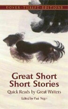 Great Short Short Stories - Negri Paul