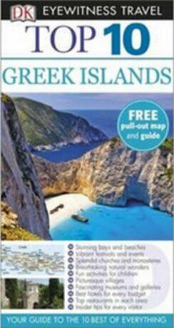 Greek Islands - Top 10 DK Eyewitness Travel Guide - Dorling Kindersley