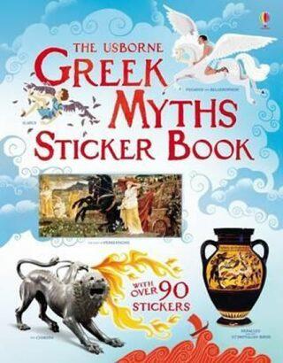 Greek Myths - Rosie Dickinsová