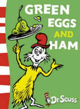 Green Eggs and Ham: Green Back Book - Dr. Seuss