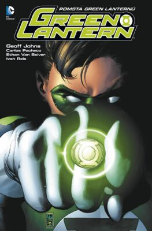Green Lantern: Pomsta Green Lanternů - Geoff Johns