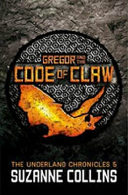Gregor and the Code of Claw - Suzanne Collinsová