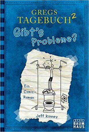 Gregs Tagebuch 2: Gibt´s Probleme? - Jeff Kinney