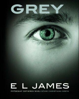 Grey - James Barclay
