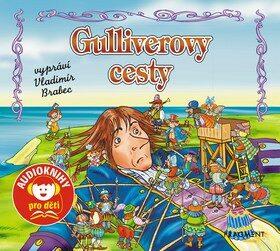 Gulliverovy cesty - Jana Eislerová, Jonathan Swift