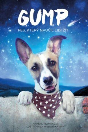 Gump - Pes, který naučil lidi žít (filmová obálka) - Filip Rožek