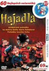 Hajadla – Pohádky lesního ticha - Dagmar Doubková