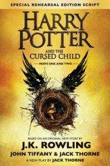 Harry Potter and the Cursed Child - Joanne K. Rowlingová