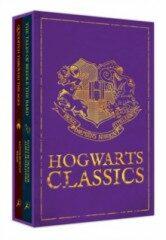 The Hogwarts Classics Boxset - Joanne K. Rowlingová