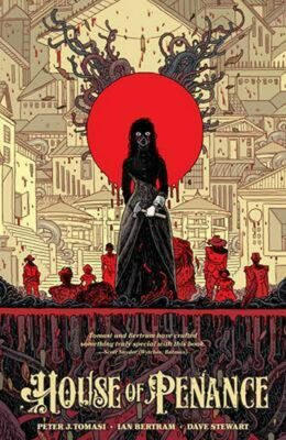House Of Penance - Tomasi Peter J.