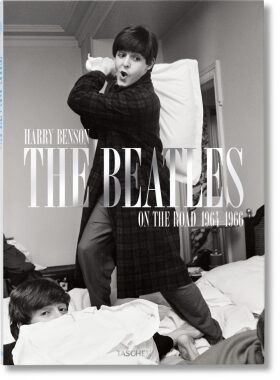 The Beatles on the Road 1964-1966 - Benson