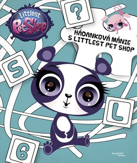 Hádanková mánie s Littlest Pet Shop - Hasbro
