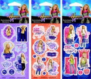 Hannah Montana - Samolepky Shiny Trim - neuveden