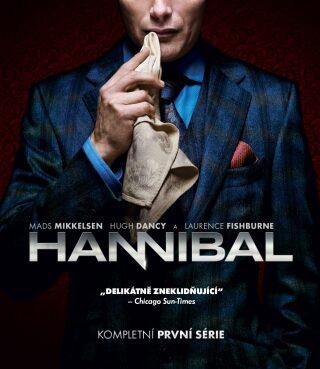 Hannibal 1. série - Blu-ray