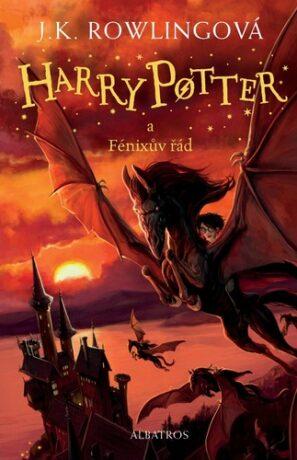 Harry Potter a Fénixův řád - Joanne K. Rowlingová
