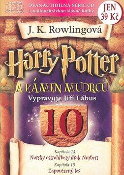 Harry Potter a Kámen mudrců 10 - Joanne K. Rowlingová
