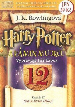 Harry Potter a Kámen mudrců 12 - Joanne K. Rowlingová