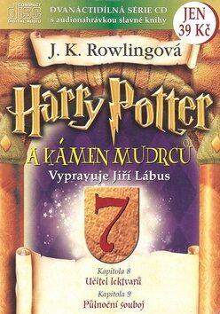 Harry Potter a Kámen mudrců 7 - Joanne K. Rowlingová