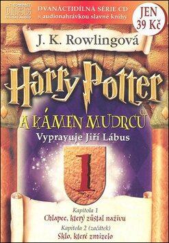 Harry Potter a Kámen mudrců 1. část - Joanne K. Rowlingová