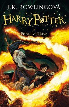Harry Potter a princ dvojí krve - Joanne K. Rowlingová