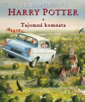 Harry Potter a Tajomná komnata - Joanne K. Rowlingová, Jim Kay
