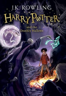 Harry Potter and the Deathly Hallows - Joanne K. Rowlingová