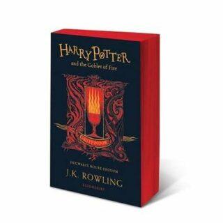Harry Potter and the Goblet of Fire - Gryffindor Edition - Joanne K. Rowlingová