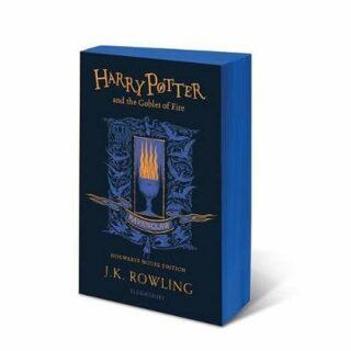 Harry Potter and the Goblet of Fire - Ravenclaw Edition - Joanne K. Rowlingová