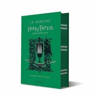 Harry Potter and the Goblet of Fire - Slytherin Edition - Joanne K. Rowlingová