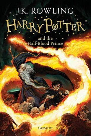 Harry Potter and the Half-Blood Prince - Joanne K. Rowlingová