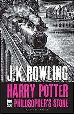 Harry Potter and the Philosopher´s Stone 1 Adult Edition - Andrew Davidson, Joanne K. Rowlingová