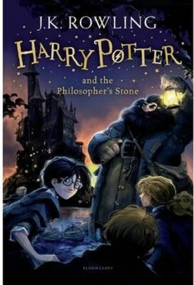 Harry Potter and the Philosopher´s  Stone - Joanne K. Rowlingová