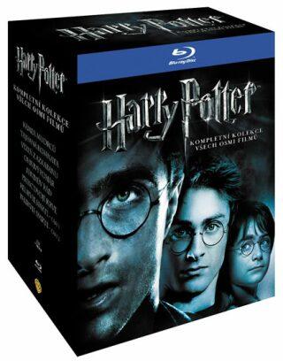 Harry Potter kolekce roky 1-7 - BLU-RAY