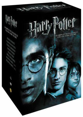 Harry Potter kolekce 1.-7. díl - DVD