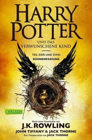 Harry Potter und das verwunschene Kind. Teil eins und zwei - Joanne K. Rowlingová